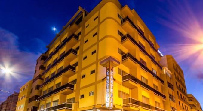 Hotel Alisios Canteras, en Las Palmas