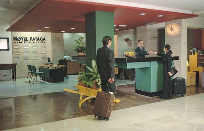 Hotel The Fataga & Business Centre, en Las Palmas