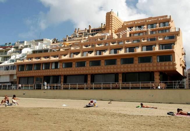 Hotel Exe Las Canteras, en Las Palmas