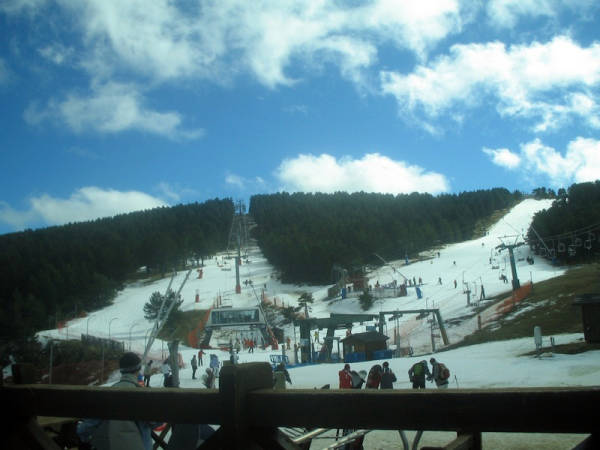Hoteles baratos para esquiar en Javalambre y Valdelinares