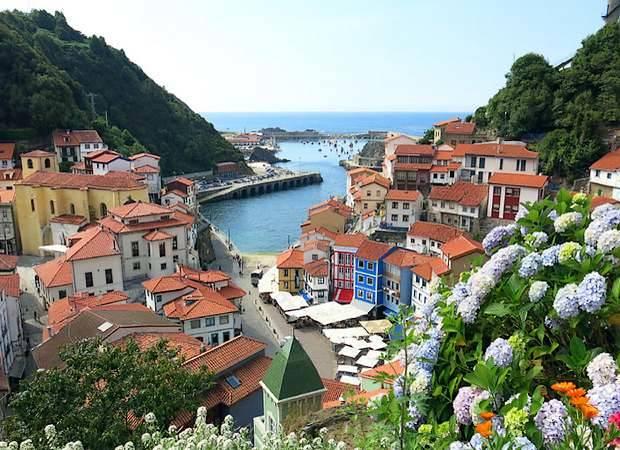 Hoteles baratos para Semana Santa en Cudillero, Asturias