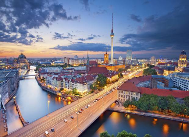 Hoteles baratos para una escapada a Berlín