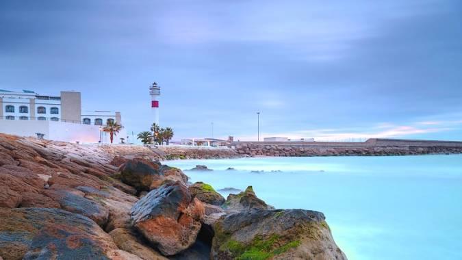 La localidad de Rota, en Cádiz