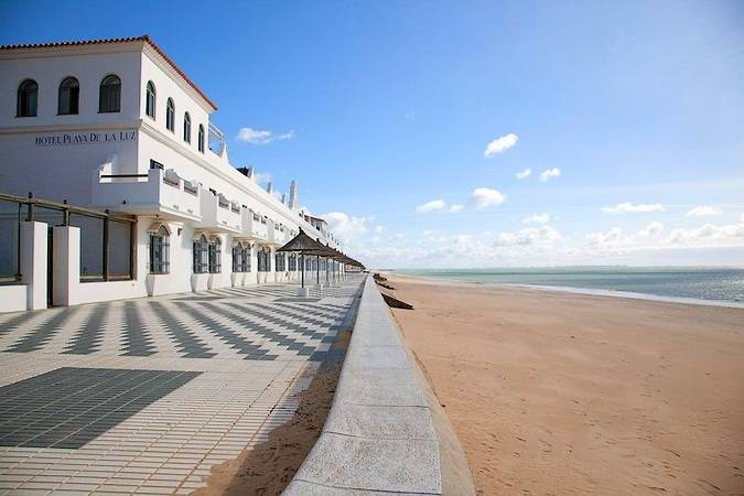 Hotel Playa de la Luz, en Rota, Cádiz
