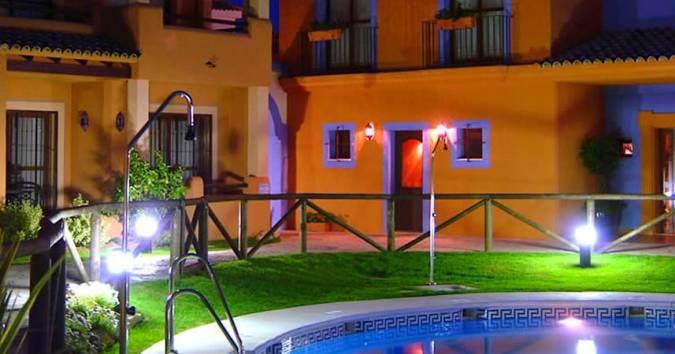 Aparthotel La Españada, en Rota, Cádiz