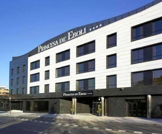 Hotel Princesa de Éboli, en Pinto