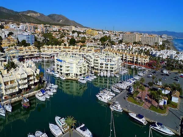 Hoteles con encanto en Benalmádena, Málaga