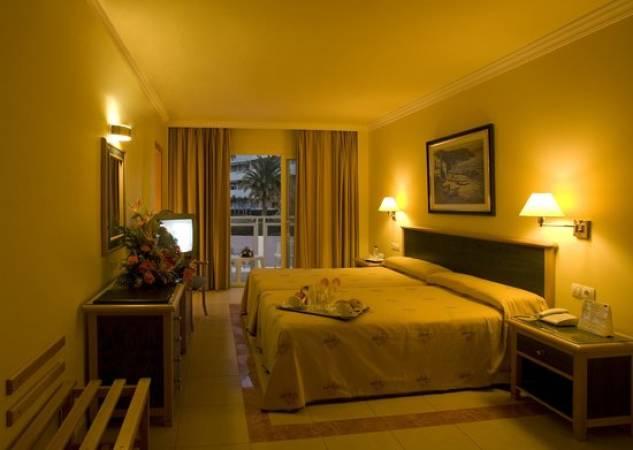 Hotel Las Arenas, en Benalmádena, Málaga