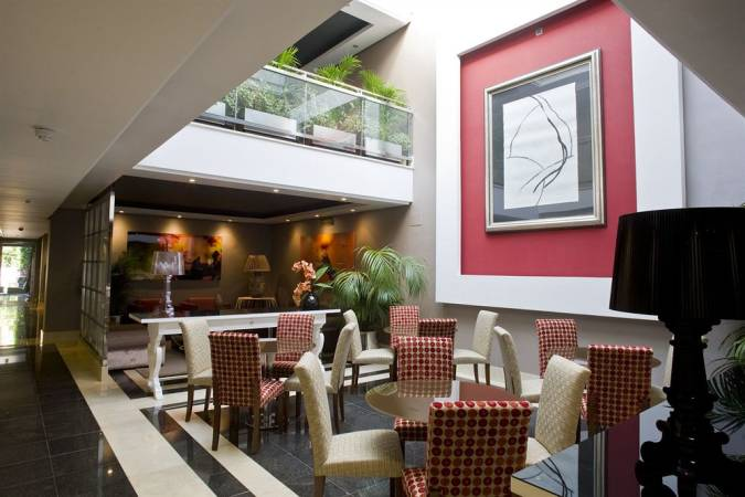 Hotel Nexus Benalmádena Suites & Apartments, en Benalmádena
