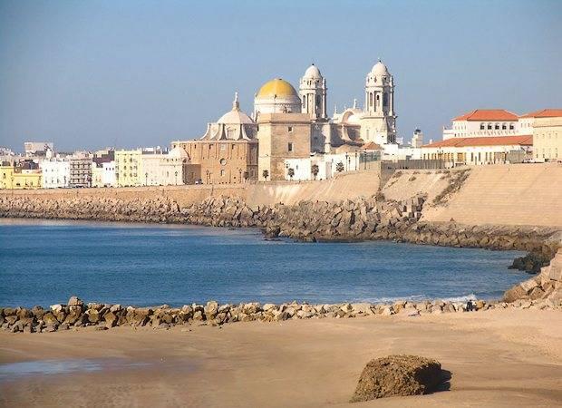 Hoteles con encanto en la ciudad de Cádiz