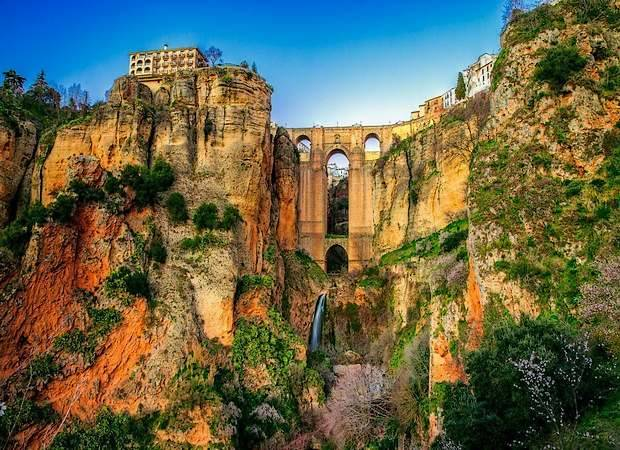 Tres hoteles con encanto en Ronda