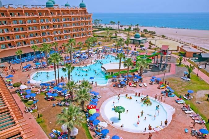 Hoteles de costa más reservados