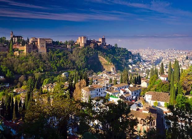 Hoteles de lujo en Granada al mejor precio