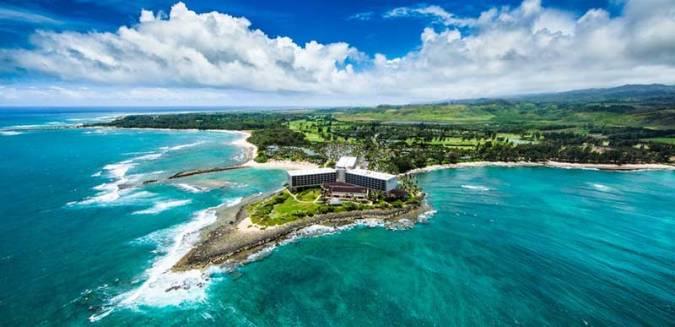 Turtle Bay Resort, en Hawaii
