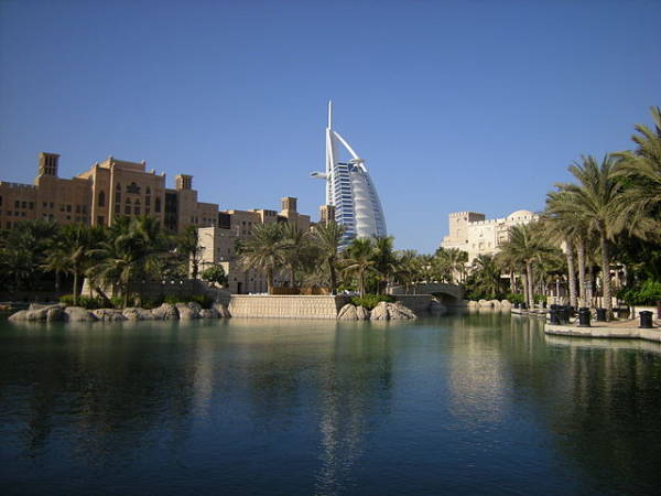 Hotel Burj al Arab, en Dubai