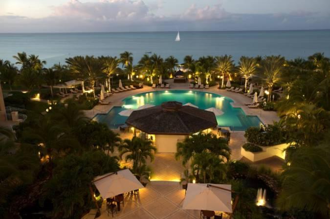 Hotel Seven Stars, en las islas Turcas y Caicos