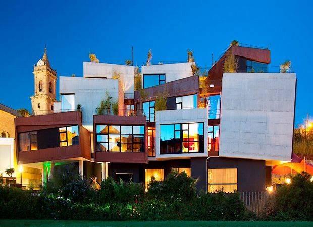 Hoteles ecológicos en España