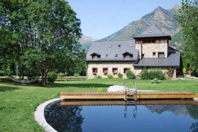 Hotel Selba d'Ansils, en el Valle de Benasque, Huesca