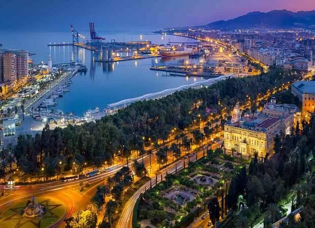 Hoteles en Málaga por menos de 25 euros