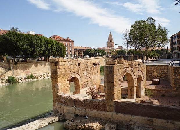 Hoteles en Murcia por menos de 25 euros