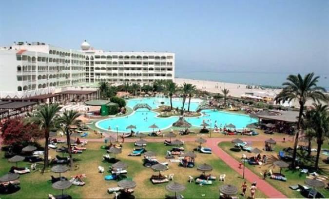 Hotel Bahía Serena, en Roquetas de Mar