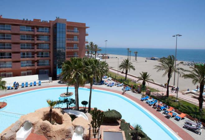 Hotel Playaluna, en Roquetas de Mar