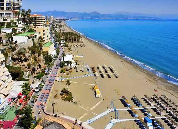 Hoteles en Torremolinos por menos de 25 euros