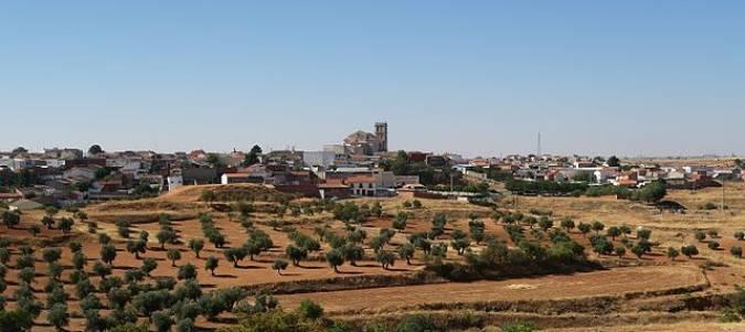 La localidad manchega de Villarrubia de Santiago, en Toledo