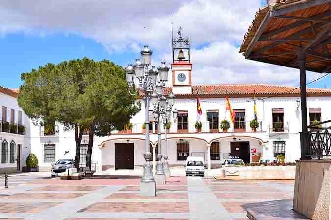 Villarrubia de Santiago, en Toledo