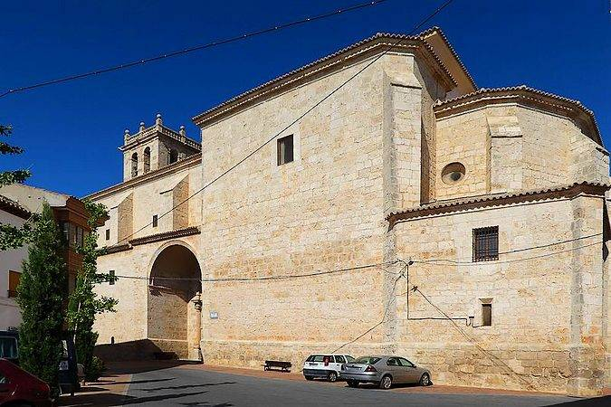 Iglesia de San Bartolomé, en Villarrubia de Santiago, Toledo