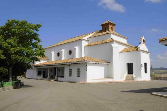 Ermita el Castellar, en Villarrubia de Santiago, Toledo
