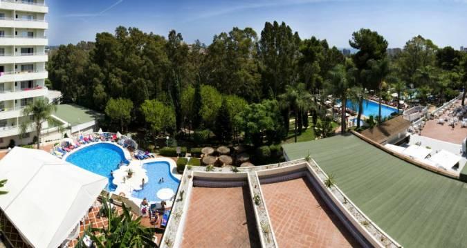 Hotel Roc Costa Park, en Torremolinos