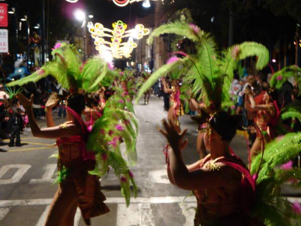 Carnaval de Águilas, en Murcia