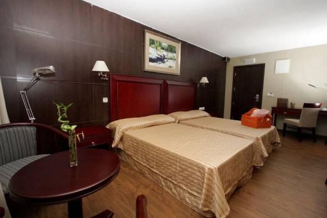 Hotel Águilas Resort, en Águilas, Murcia