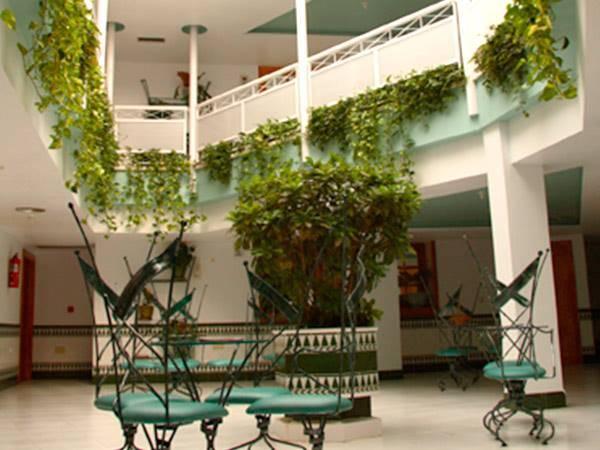 Hotel El Paso, en Águilas, Murcia
