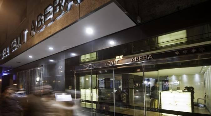 Hotel Zenit Abeba, en Madrid