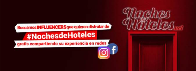 Hoteles.net ofrece noches gratis a personas ''muy activas en redes sociales''