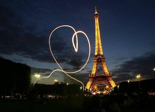Hoteles para una Luna de Miel en París