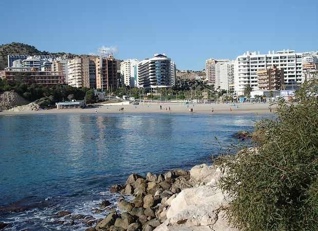 Hoteles para verano en Finestrat, en Alicante