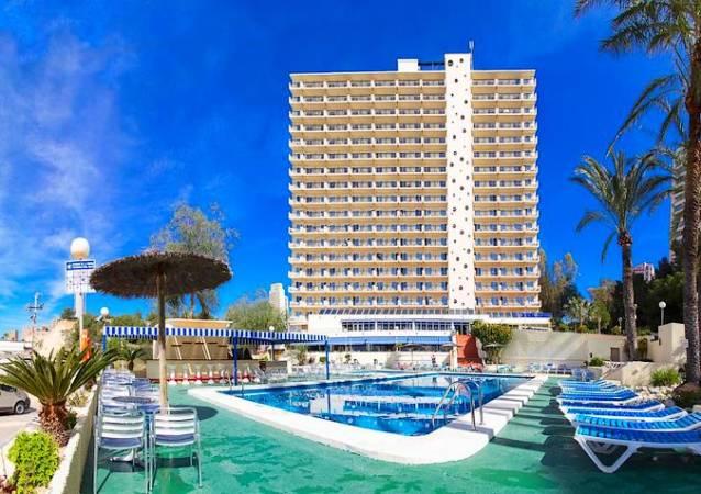 Hotel Poseidón Playa de Benidorm