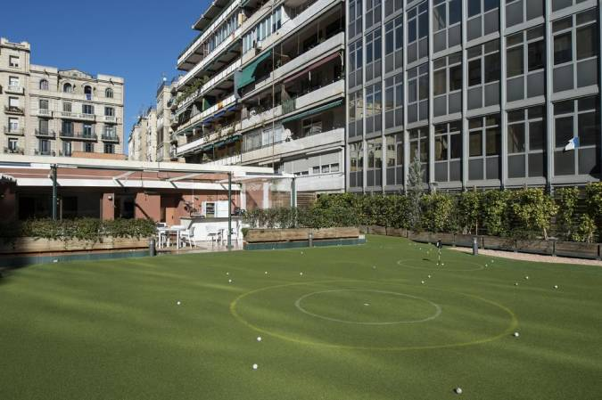Hotel Catalonia Barcelona Golf, en Barcelona