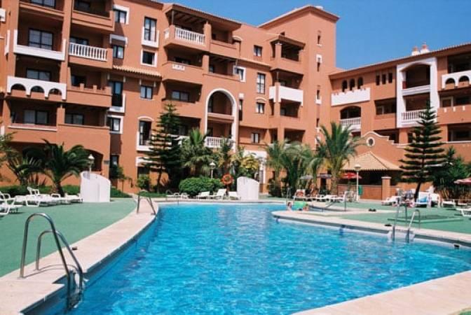 Apartamentos Estrella de Mar, en Roquetas de Mar