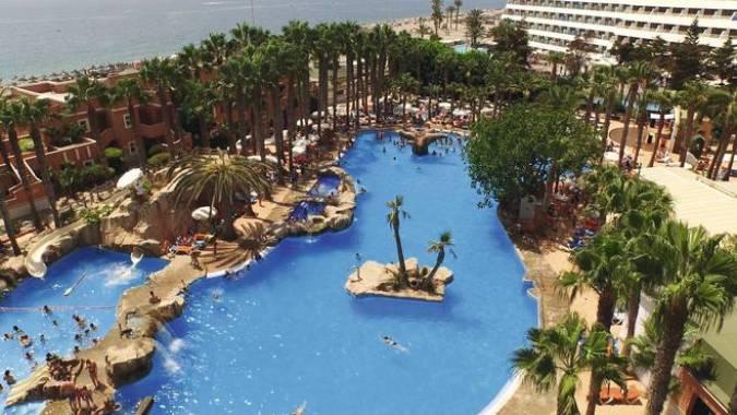 Hotel Playacapricho, en Roquetas de Mar