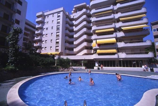 Ibersol Arquus Apartments, en Salou