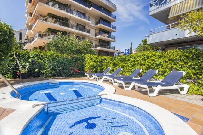 Hotel Casablanca Playa, en Salou