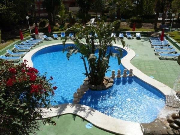 Apartamentos El Faro, en Benidorm