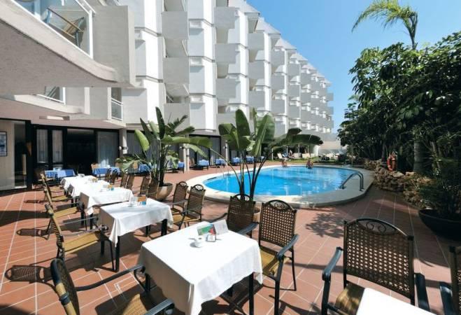 Hotel Roc Lago Rojo, en Torremolinos