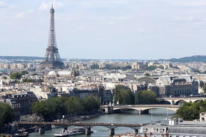 Hoteles románticos en París para San Valentín