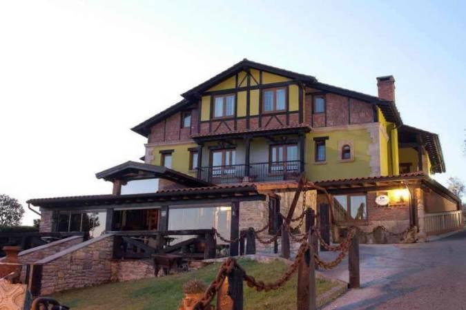 Posada El Valle, en Suances, Cantabria