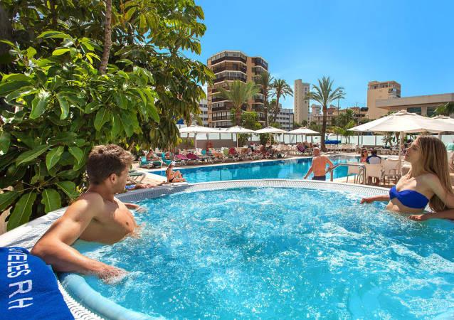 Hotel RH Sólo Adultos, en Benidorm
